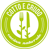 cotto e crudo Sticky Logo